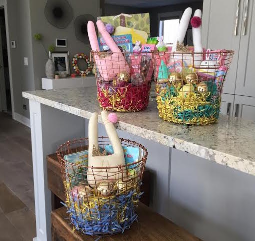 Easter baskets toddler egg filler ideas hey its jenna i remembered seeing a post on pinterest last year after easter of course about non traditional baskets it sounded like a fun challenge and when i saw negle Images
