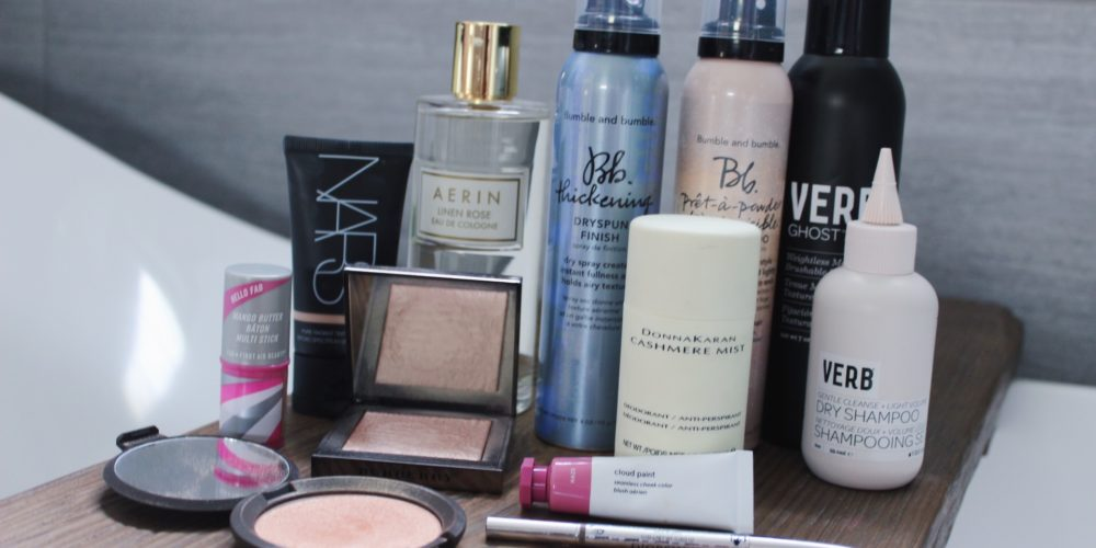 4f81418ed72 My Current Beauty Favorites • Hey, It's Jenna